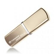 64GB USB Flash Drive, Transcend JetFlash 820, USB 3.0, златиста