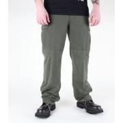 hlače muške MIL-TEC - Sjedinjene Države Feldhose - CO Pretpranja Oliv - 11821001