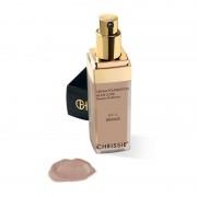 Chrissie Siero Fondotinta Nude Look Bronze SPF15, 30ml