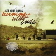 Video Delta Set Your Goals - Burning At Both Ends - CD