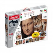 Set creativ pentru copii Pixel Photo Art 16 Quercetti