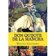Don Quijote de la Mancha, Paperback/Miguel De Cervantes Saavedra