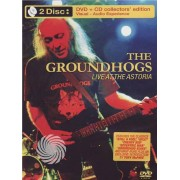 Video Delta Groundhogs - The Groundhogs - Live at the Astoria - DVD