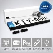 KIYO D Ultimate AP 2 Rendszámkeretbe építhető 2 db lézer blokkoló fejjel