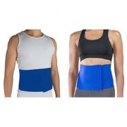 Waist Support Trimmer For Men And Women Sports Belt Back Waist Trimmer Gym