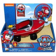 Nickelodeon Paw Patrol Marshalls Sea Patrol Vehicle with Marshall Figure IN STOCK