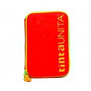 Astuccio One Time 1 Zip Tintaunita Arancione