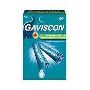 Reckitt Benckiser Gaviscon Sospensione Orale 500mg+267mg/10ml