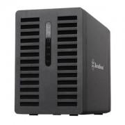 Rack extern Silverstone DS322, 2x 3.5 inch SATA HDD/SSD, RAID, USB 3.0