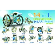 Magicwand 14-in-1 Educational Solar Energy Kit