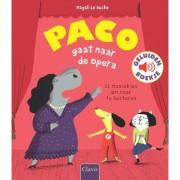 Paco gaat naar de opera - Magali Le Huche