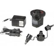 Pompa electrica pentru umflat obiecte gonflabile, 12V si 230V