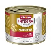 Animonda Cat Integra Protect Harnsteine konzerv, marha 200 g