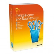 Microsoft Office 2010 Home and Business, OEM inkl. DVD