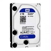 Western Digital Disco Duro Blue WD20EZRZ3.5 2 TB Sata III 5400 RPM Buffer 64 MB