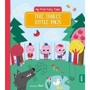 My First Fairy Tales: The Three Little Pigs/Gwe