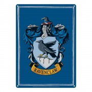 Half Moon Bay Harry Potter Tin Sign Ravenclaw 21 x 15 cm