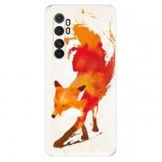 Odolné silikonové pouzdro iSaprio - Fast Fox - Xiaomi Mi Note 10 Lite