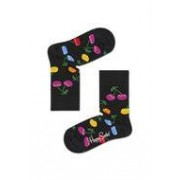 Happy Socks KIDS Cherry - zwart multi - 2-3 en 4-6 en 7-9 jaar
