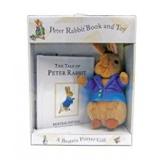 Peter Rabbit Book and Toy 'With Plush Rabbit', Hardcover/Beatrix Potter