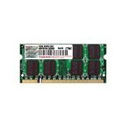 Transcend 1GB DDR2-800 SO-DIMM memoria 800 MHz