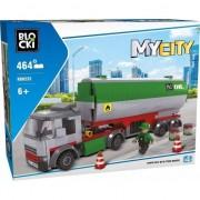 Joc constructie Blocki , Cisterna , 464 piese , Robentoys®