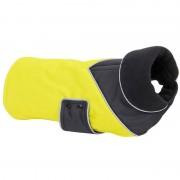 AllPetSolutions Dog Waterproof Coat Jacket - Yellow - Size Large 45cm