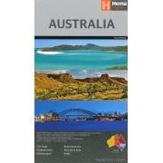 Wegenkaart - landkaart Australia - Australië | Hema Maps