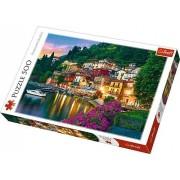 Trefl Puzzle Lacul Como 500