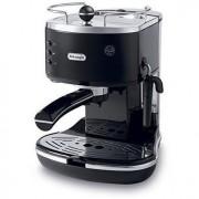 DeLonghi Icona Classic Espresso Coffee Machine - Onyx Black
