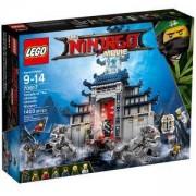 Конструктор ЛЕГО НИНДЖАГО - Храмът на съвършеното оръжие, LEGO NINJAGO, 70617