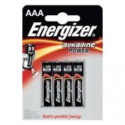 ENERGIZER 4 batterie alcaline aaa energizer 1.5v