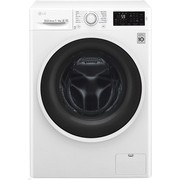 LG Washing machine F2J6HM0W Front loading, Washing capacity 7 kg, Drying capacity 4 kg
