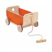 Plan Toys 8614 Wagon Pull Toy Ride On