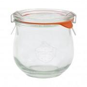 Weck Jars Konserveringsglasburk Tulip, 370 ml
