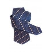 Cravata Valentino - Dark Blue Lines