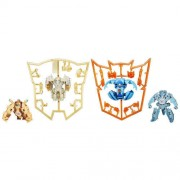 Set Hasbro 4 Figurine Transformers Robots In Disguise Mini-Con
