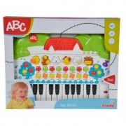 Abc Orga Muzicala Bebe Cu Animale Simba Toys