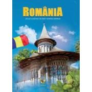 Romania. Atlas ilustrat bilingv roman-german