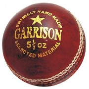 Cricket Leather Ball CW Garrison (In Pack Of Six Balls)