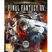 FINAL FANTASY XIV STARTER EDITION - OFFICIAL WEBSITE - PC - EU