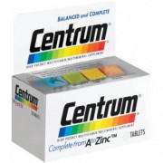 Centrum c/Luteina Complemento de A a Zinco 90 Comprimidos