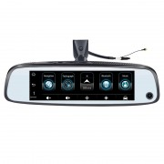 Oglinda retrovizoare Star Senatel K3000, IPS, 8 FHD, 4G, 2GB RAM, 32GB ROM, MTK6735, Android, ADAS, 140 , 3 Camere