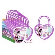Disney Mimmi Pigg, hår accessoarer i fin väska, 11 delar