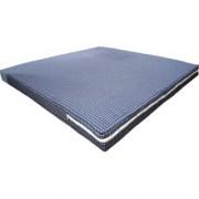 COMFORT ON PLUS Poly cotton Double beds Mattress protectors (75x72x6)