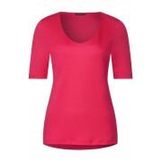 STREET ONE Basic shirt Palmira - dark blossom pink