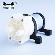 Generic White : PW385 Mini Micro Pumping Pump for Water/Oil Pumping of Fish Tank Tea Set Car Scrub 6V-12V