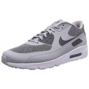 Nike Air MAX 90 Ultra 2.0 Essential_875695-020 Zapatillas para Hombre, Wolf Grey/Dark Grey/White, 11