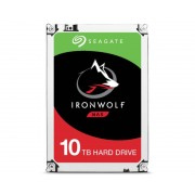Seagate IronWolf ST10000VN0004 disco duro interno Unidad de disco duro 10000 GB Serial ATA III