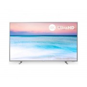 "Philips Tv philips 43"" led 4k uhd/ 43pus6554/ hdr10+/ smart tv/ 3 hdmi/ 2 usb/ dvb-t/t2/t2-hd/c/s/s2/ wifi/ a"